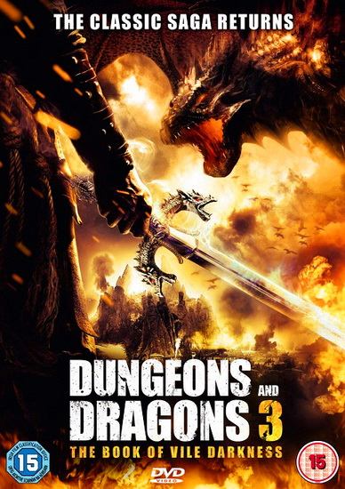 Подземелья и драконы 3 / Dungeons & Dragons: The Book of Vile Darkness (2012)